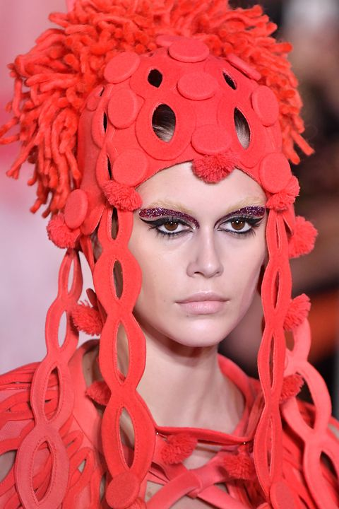 Best Couture AW19 Hair Makeup