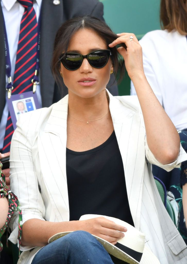 "Meghan Markle Called ""Nightmare"" by Wimbledon Official for the Lamest Reason"
