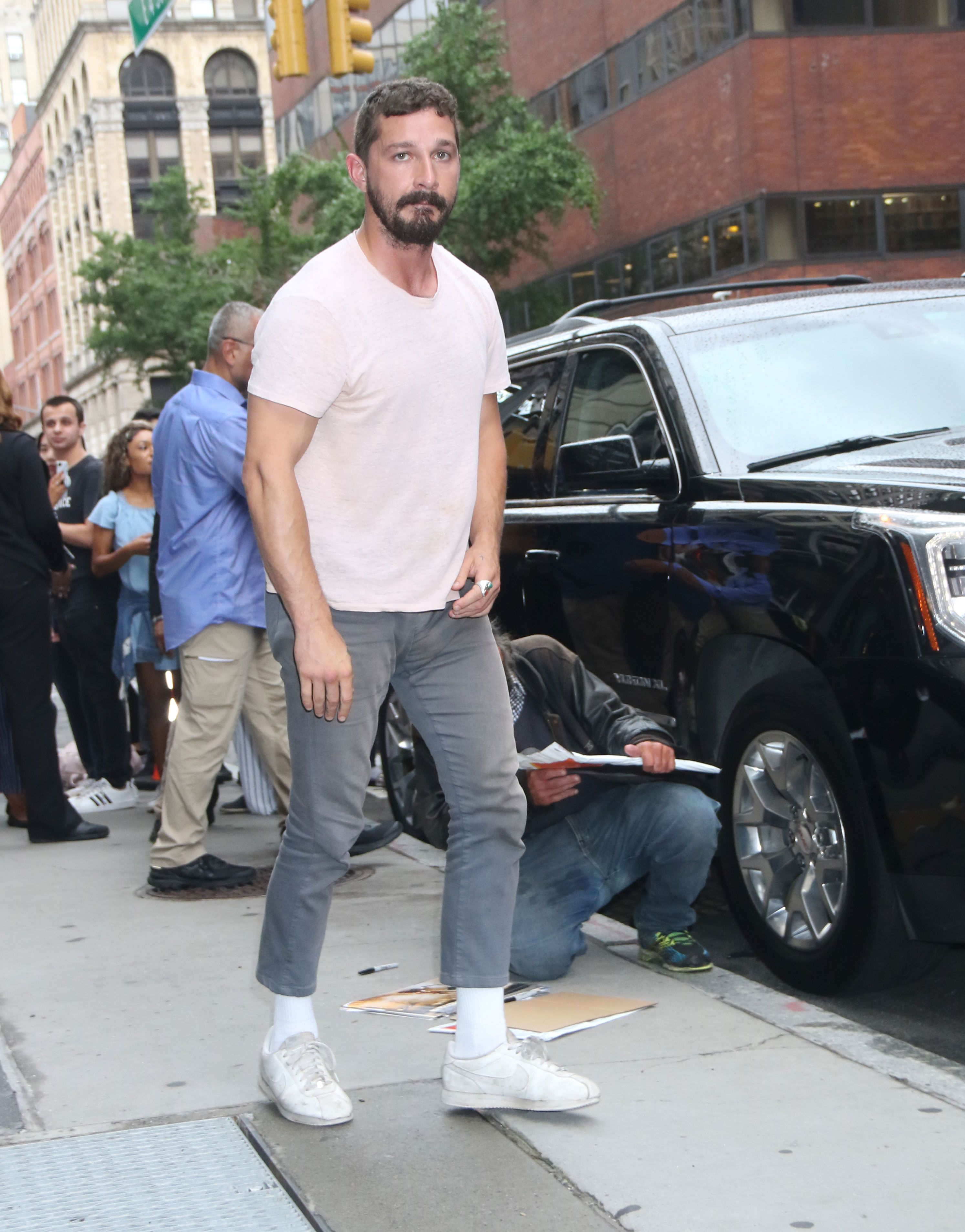 The Jeans That Made Shia LaBeouf's Week
