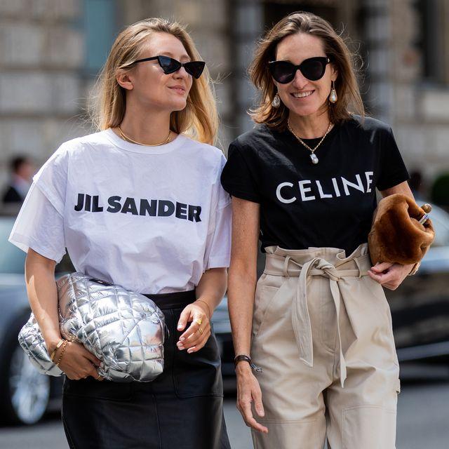 Street Style - Berlin Fashion Week - July 4, 2019
