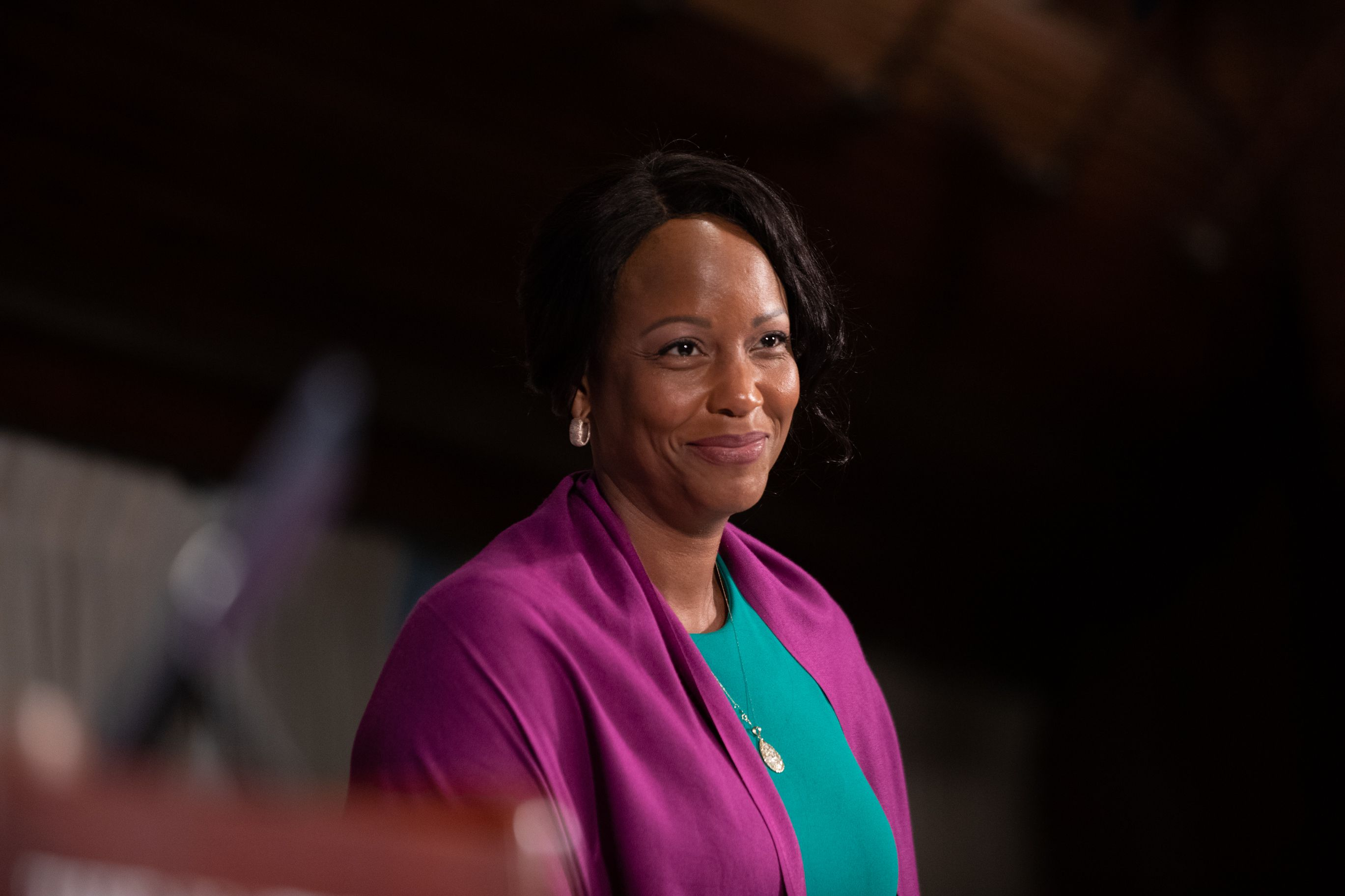 Maya Rockeymoore Cummings, Elijah Cummings's Widow, Is Running for Congress