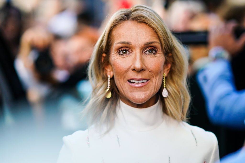 "Céline Dion Admits She ""Misses"" Being ""Touched"" and Told She's ""Beautiful"""