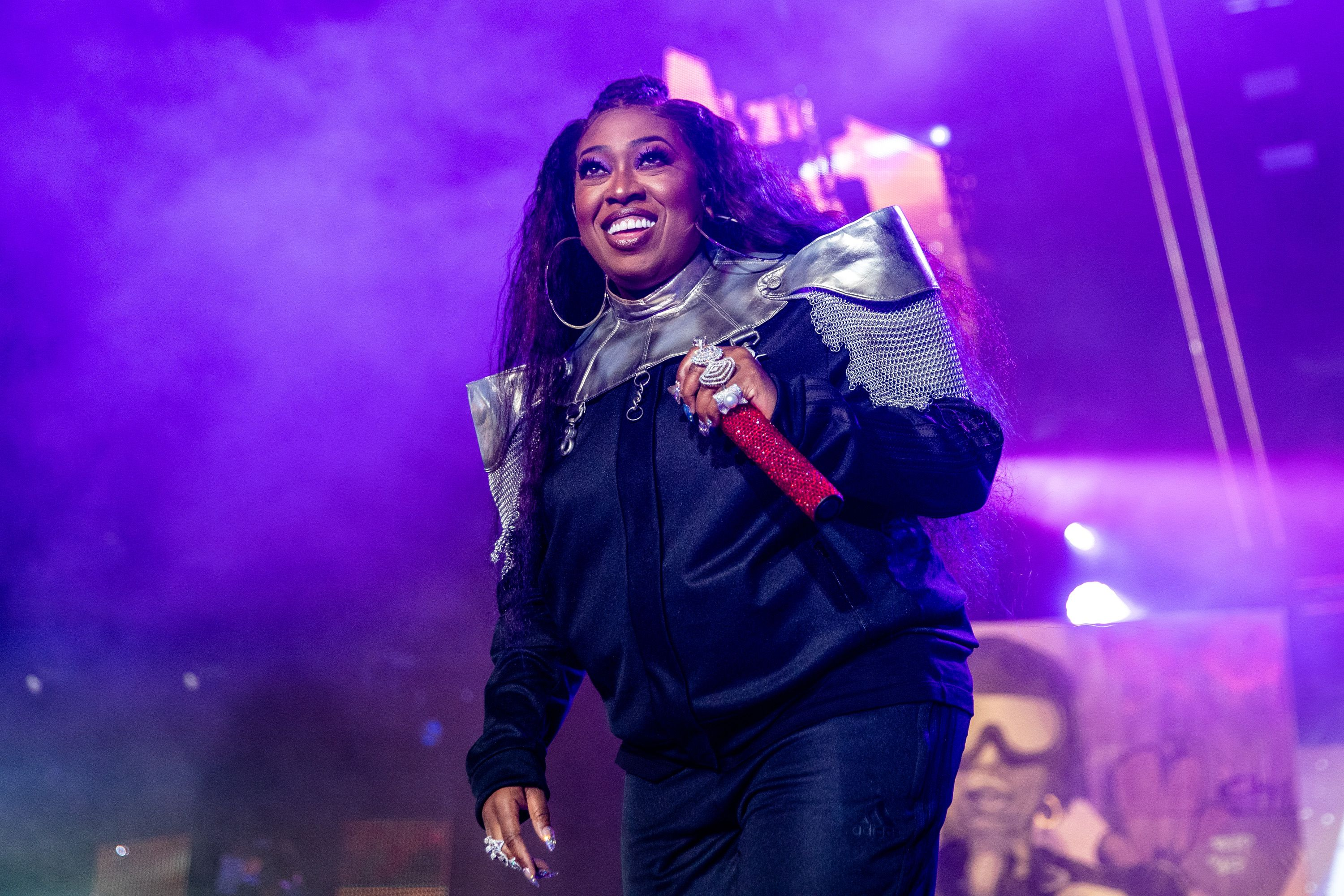 """Missy Elliott's New Music Video for """"Throw It Back"""" Is a Visual Feast"""