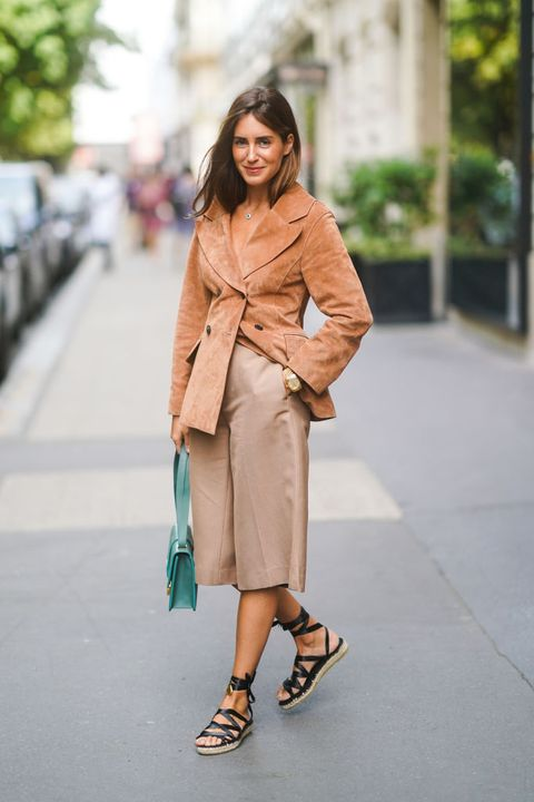 sandali bassi moda estate 2020