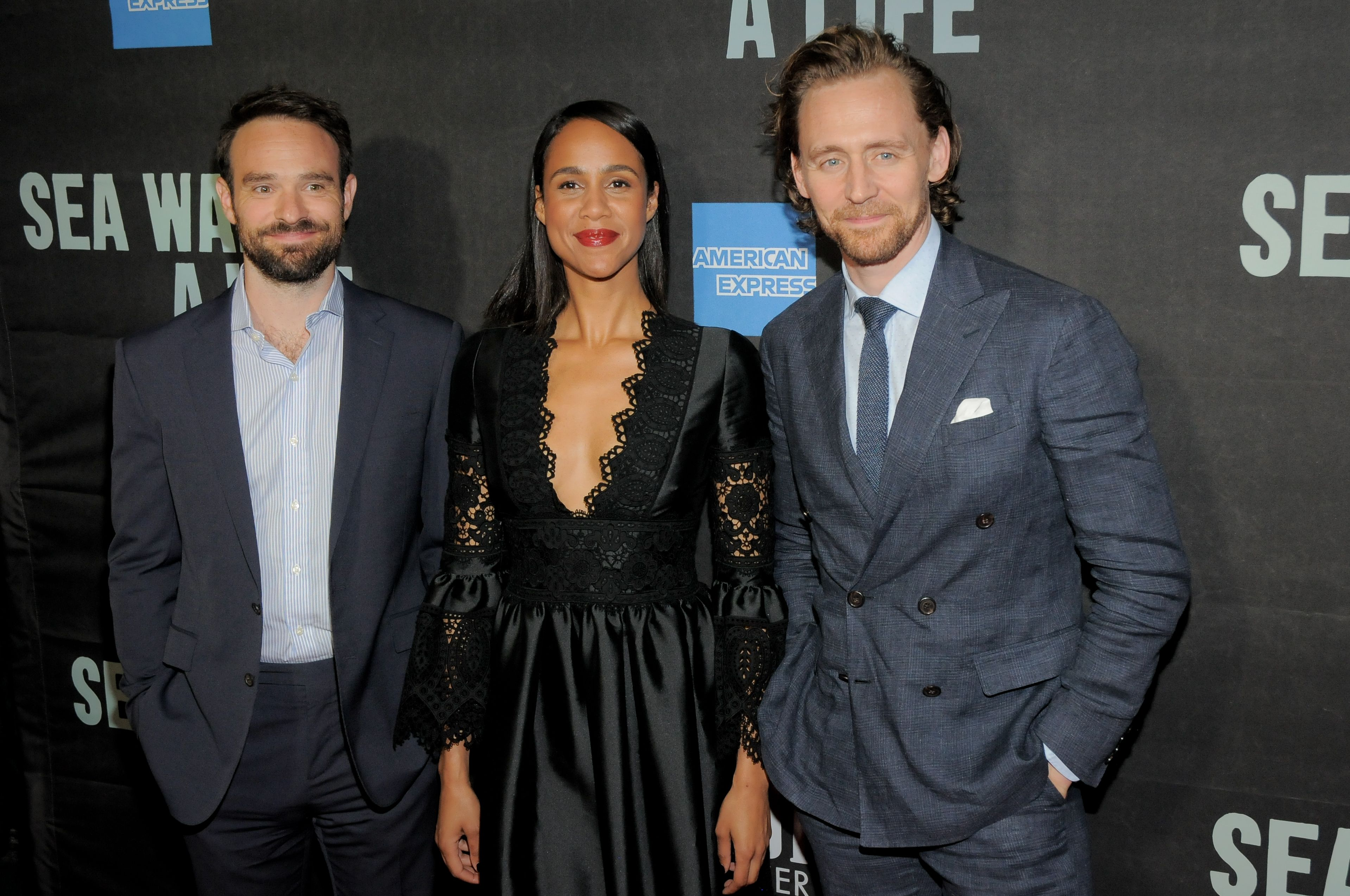 Tom Hiddleston Has Found His Perfect Uniform