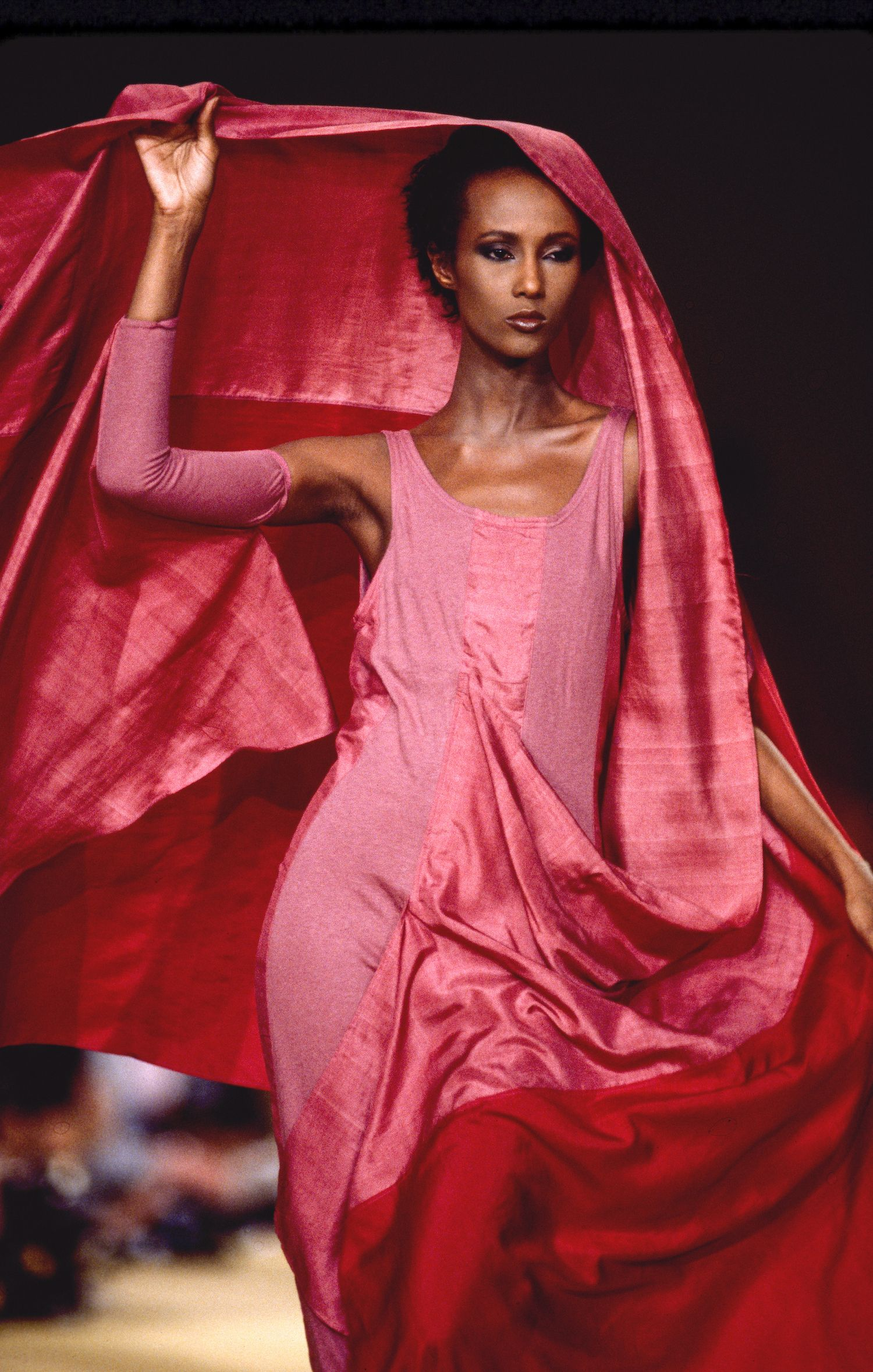 Issey Miyake Muses Throughout History