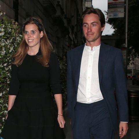 London Celebrity Sightings -  July 9, 2019