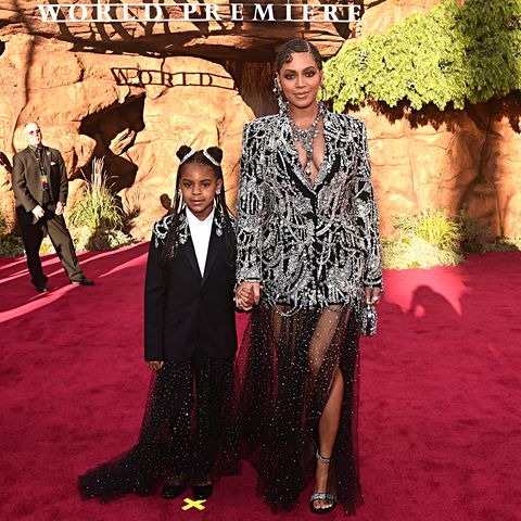 Blue Ivy Is Featured on Beyoncé's The Lion King: The Gift