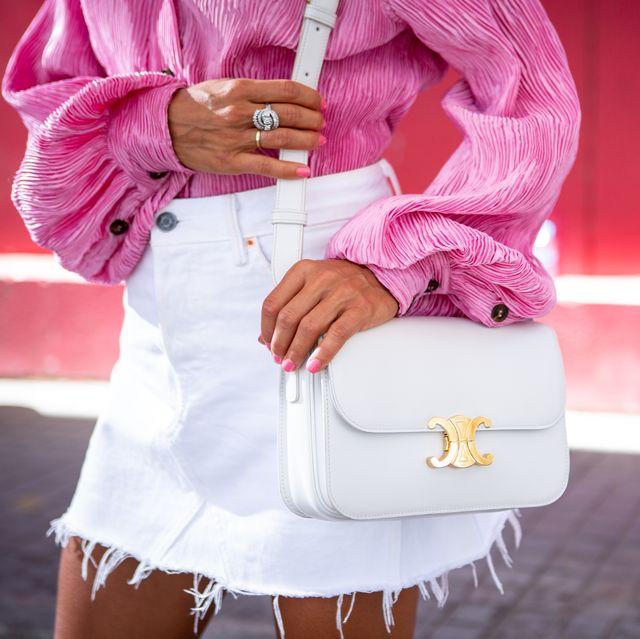 c09e7c1e4 La falda blanca, el nuevo pantalón blanco-Looks con falda blanca