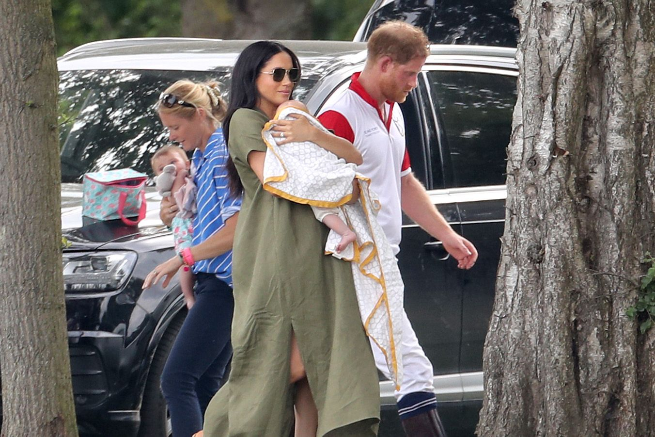 """The Royal Family Had """"Several"""" Conversations About Archie's Skin Color, a Royal Expert Claims"""