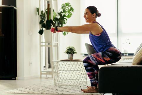 best 30 minute workouts, women's health uk