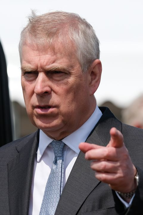 The Duke Of York Visits The Great Yorkshire Show