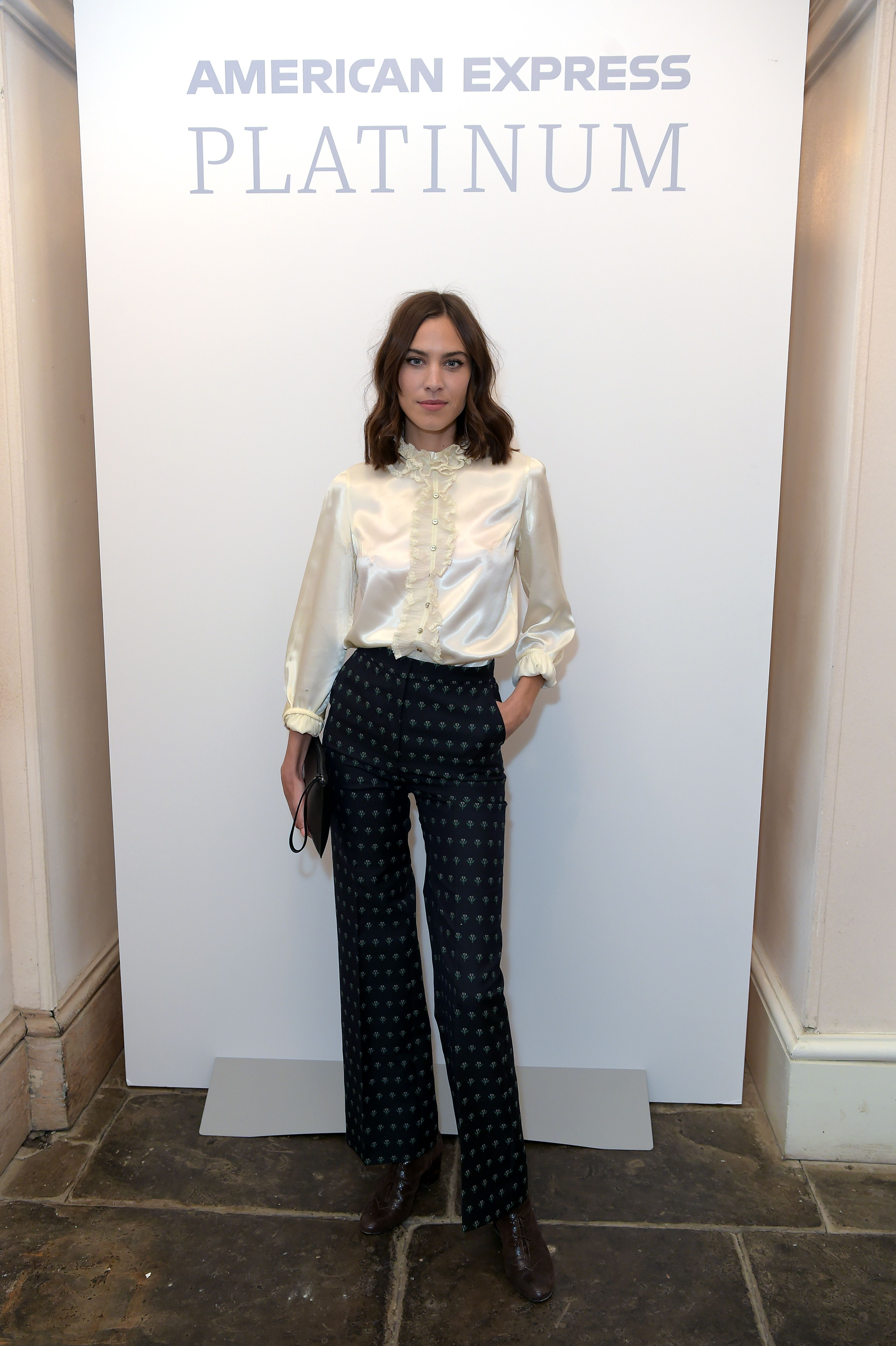 Alexa Chung shares Instagram snap in hospital and reveals she has endometriosis