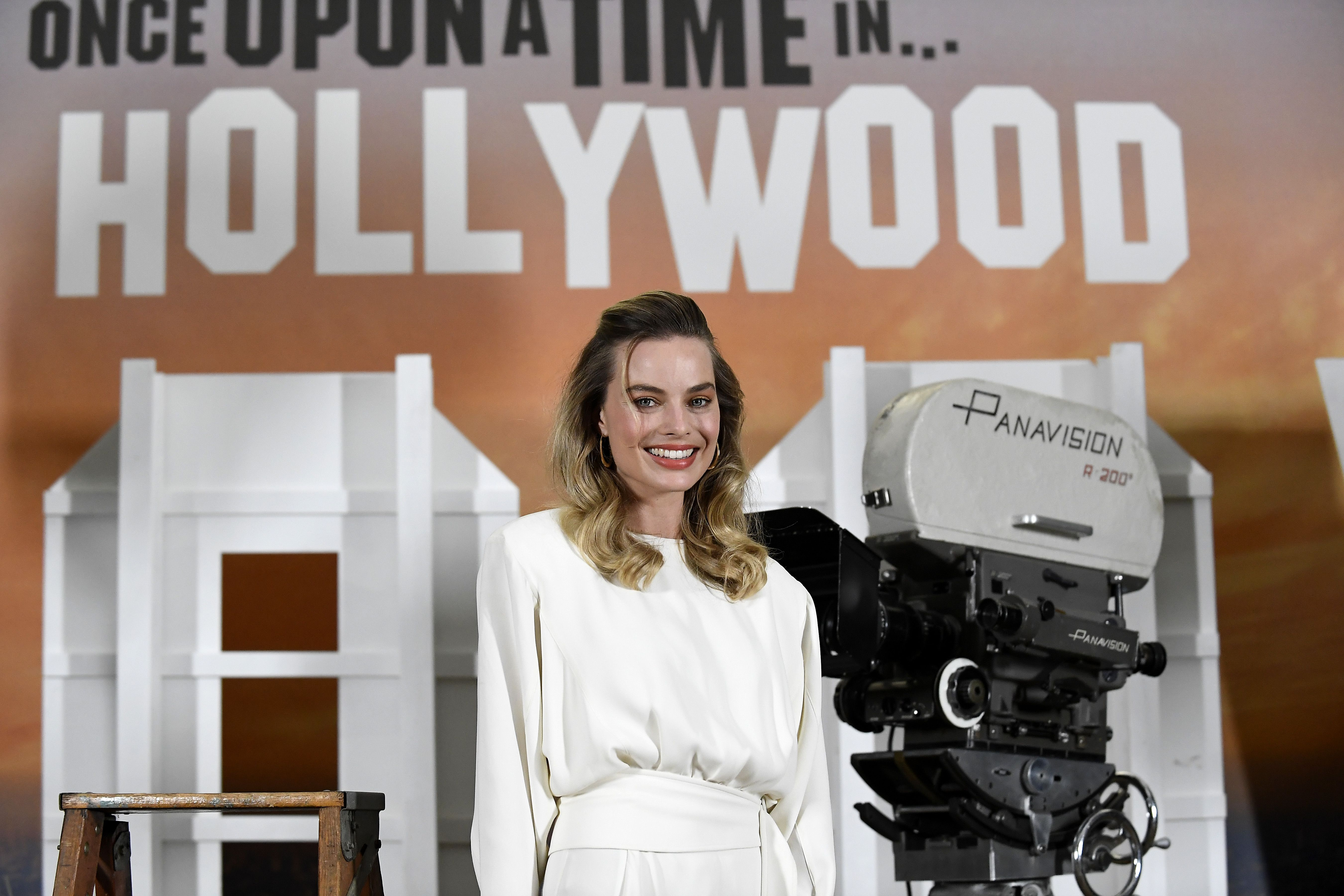 Margot Robbie's 'Once Upon a Time in Hollywood' Sharon Tate Link