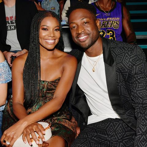 Union gabrielle wade and Gabrielle Union