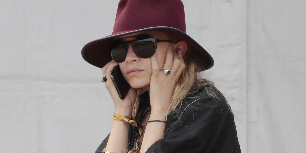 Il look (sbagliato) di Ashley Olsen al matrimonio di Jennifer Lawrence, parliamone
