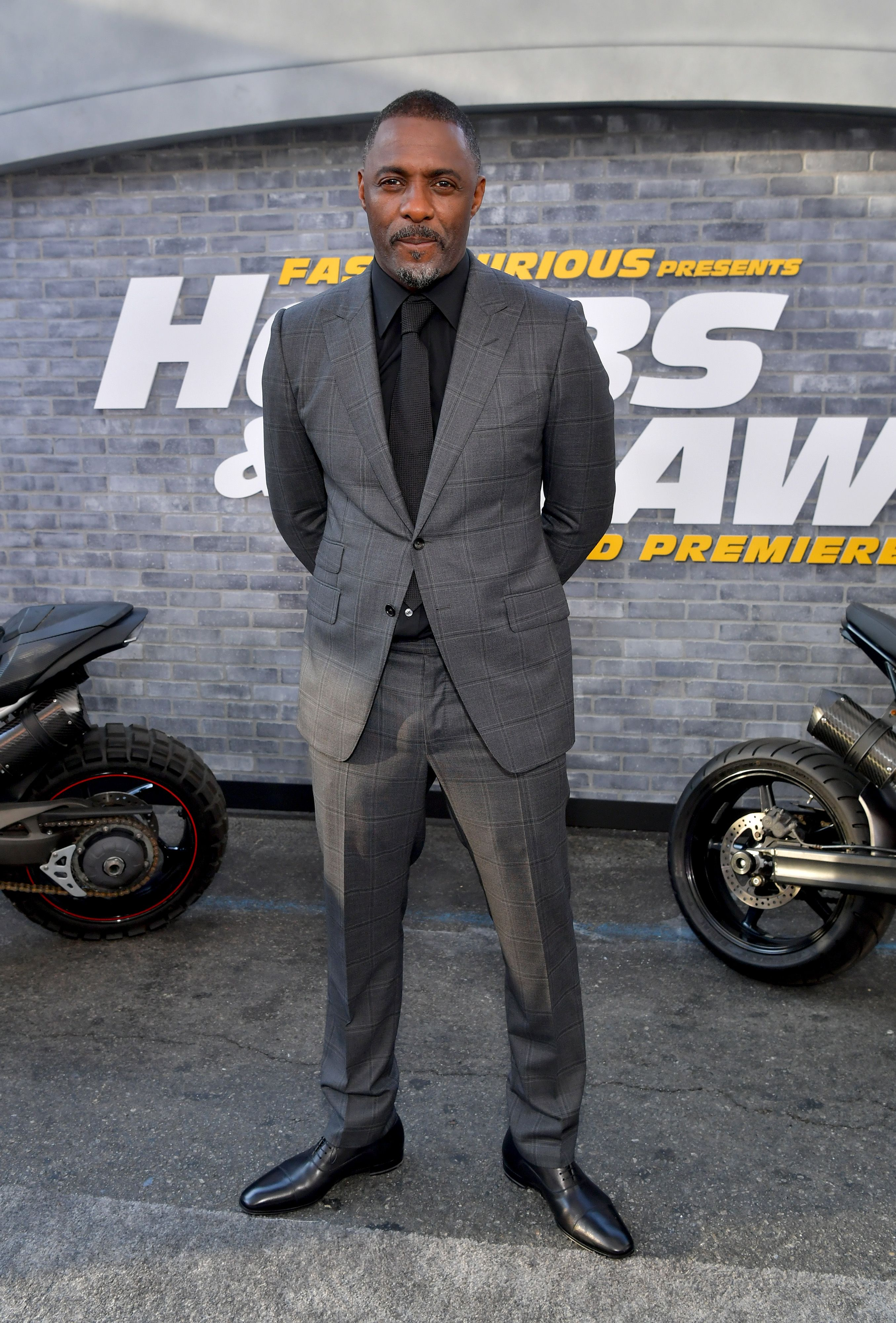 Idris Elba Doesn't Care For Your New Style Rules