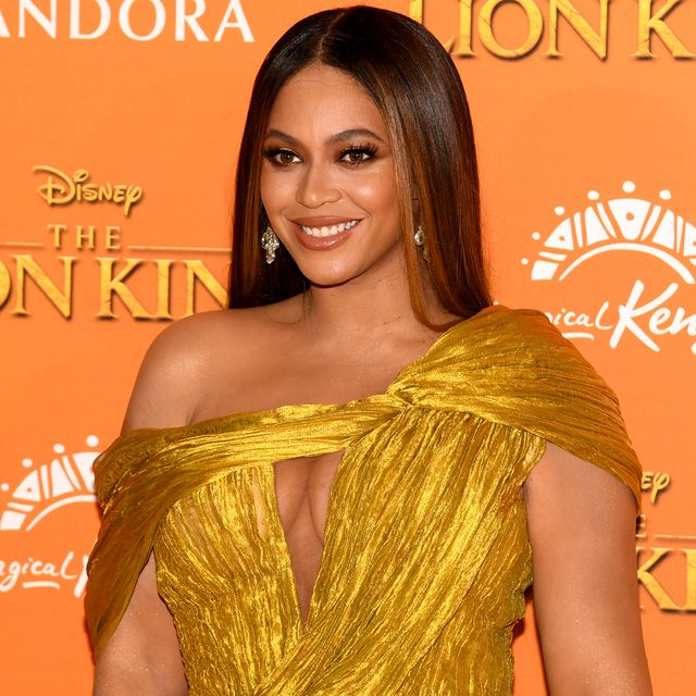 london, england   july 14  beyonce knowles carter attends the european premiere of disneys the lion king at odeon luxe leicester square on july 14, 2019 in london, england photo by gareth cattermolegetty images for disney