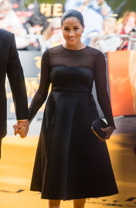 Meghan Markle Reaction Post Baby Body