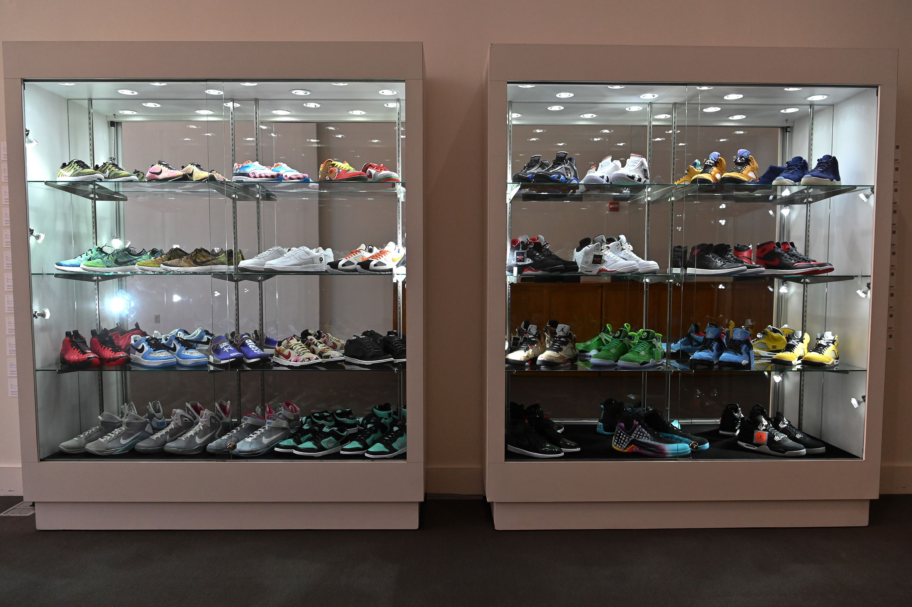 Sotheby's Teams Up With Stadium Goods for Rare Sneaker Auction