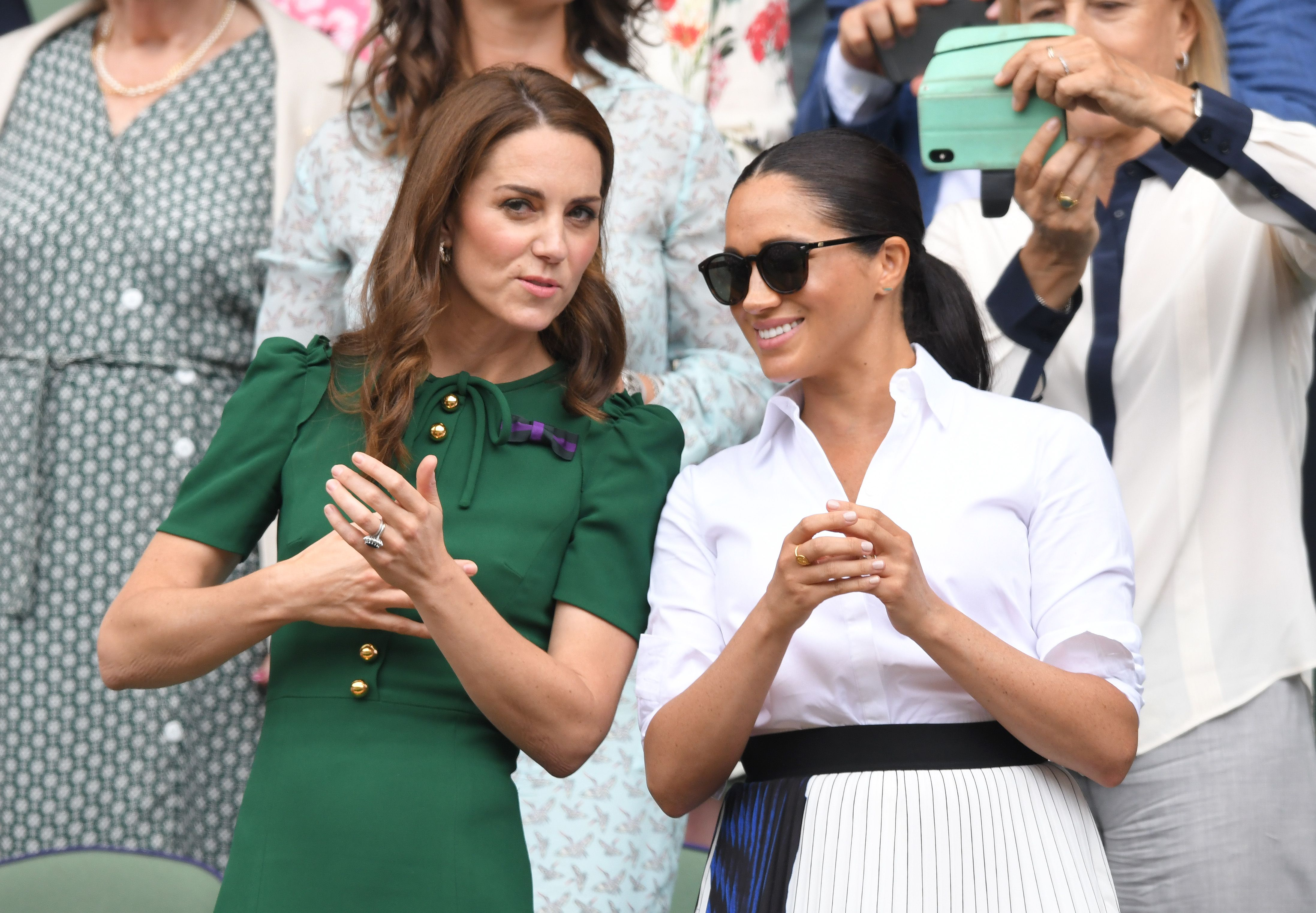 Nope, William and Kate Did NOT Take a Budget Flight to Shade Meghan and Harry