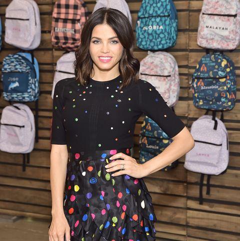 Jenna Dewan Hosts The Baby2Baby Back-To-School Celebration Presented By Shutterfly