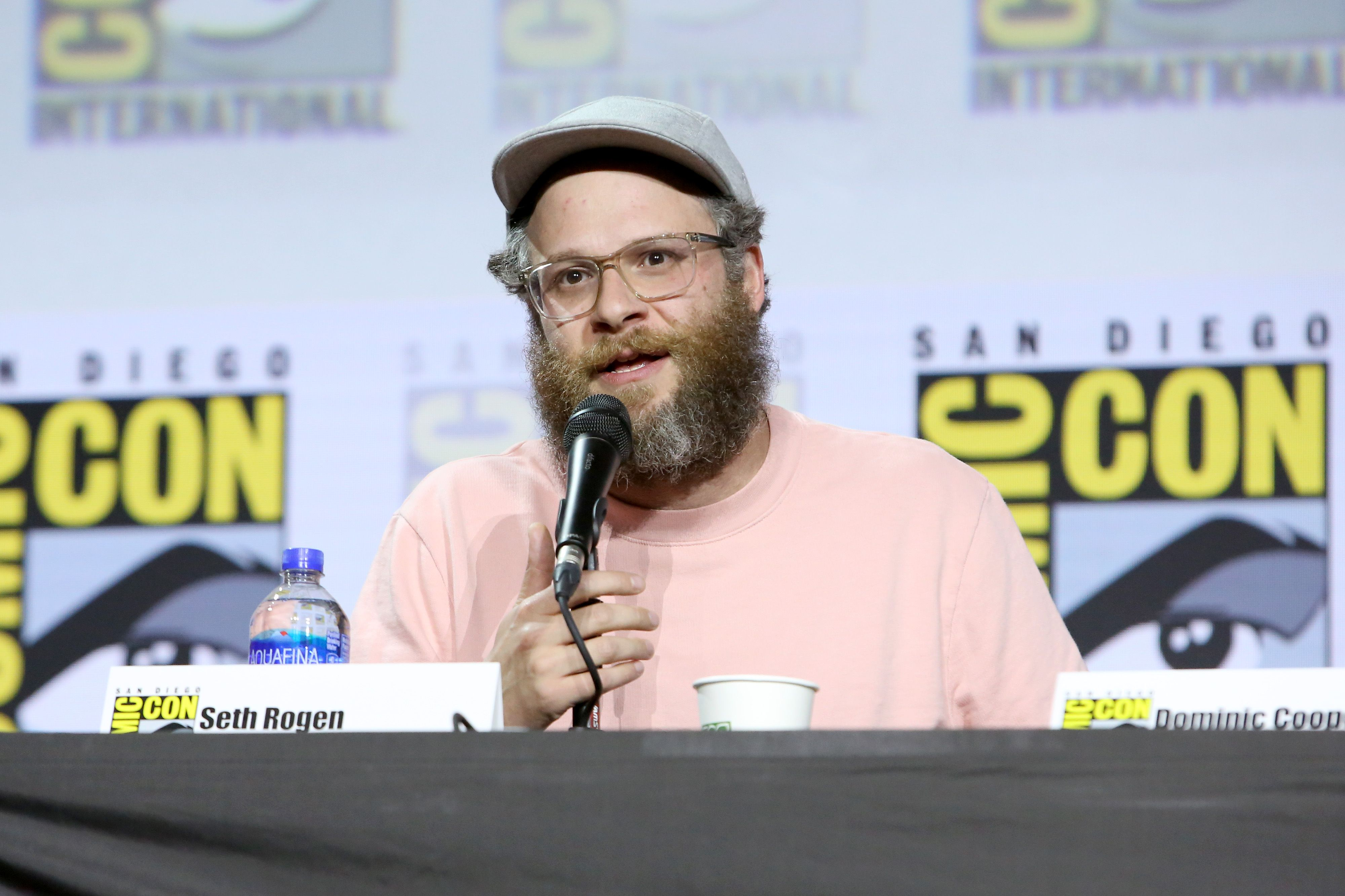 Seth Rogen Ruthlessly Criticised The 'Game Of Thrones' Finale At Comic-Con
