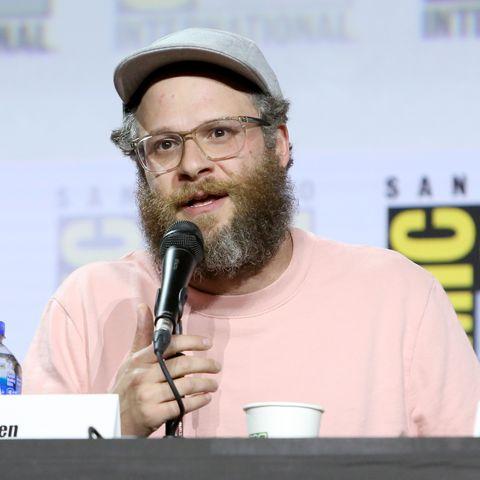 Seth Rogen Comic-Con