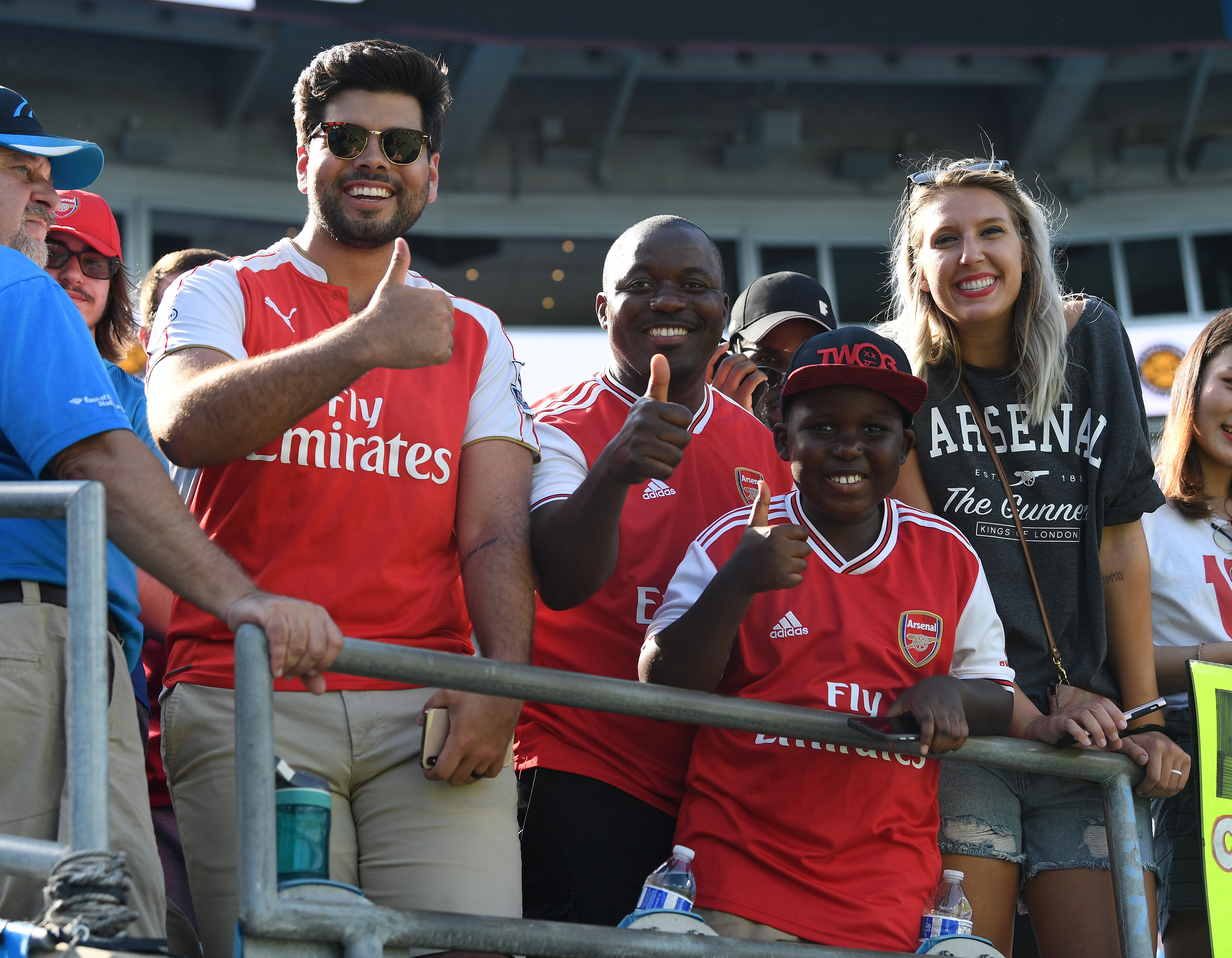 best service 3d9cf 6aaf7 Why Do I Keep Buying the Same Arsenal Jersey Over and Over Again?