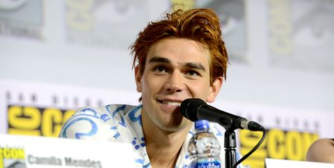 KJ Apa Reveals He Auditioned to Be Spider-Man
