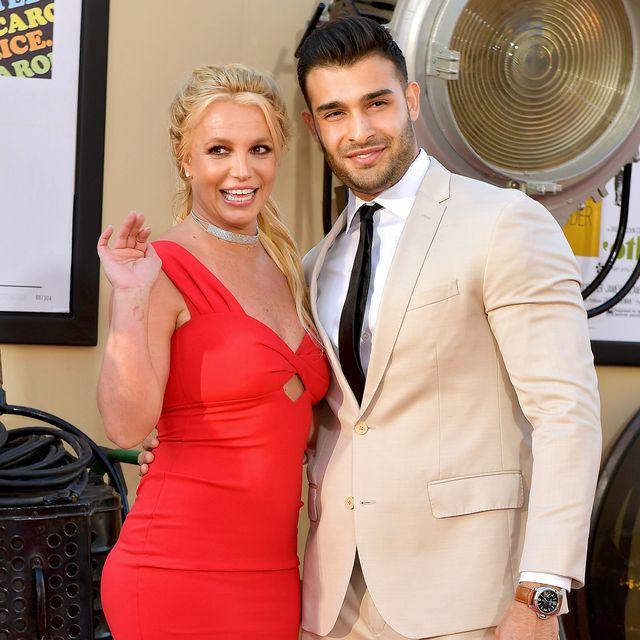 Who Is Britney Spears's Fiancé, Sam Asghari?
