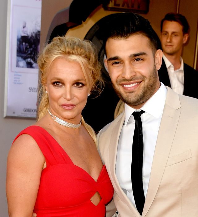 Sam Asghari Speaks Out About the New Britney Spears Documentaries