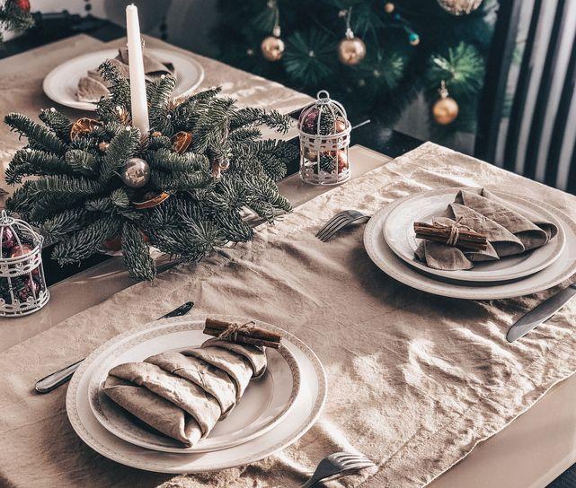Come Apparecchiare La Tavola Di Natale Con Le Migliori Decorazioni