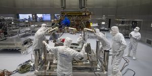 ExoMars rover complete