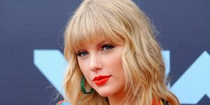 Taylor Swift attends the 2019 MTV Video Music Video Awards