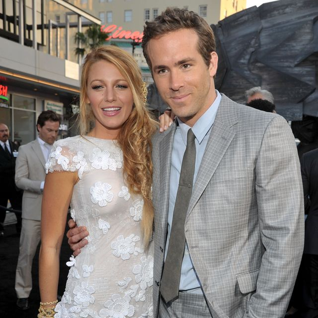 Blake Lively and Ryan Reynolds Recreated Their First Date from 10 Years Ago