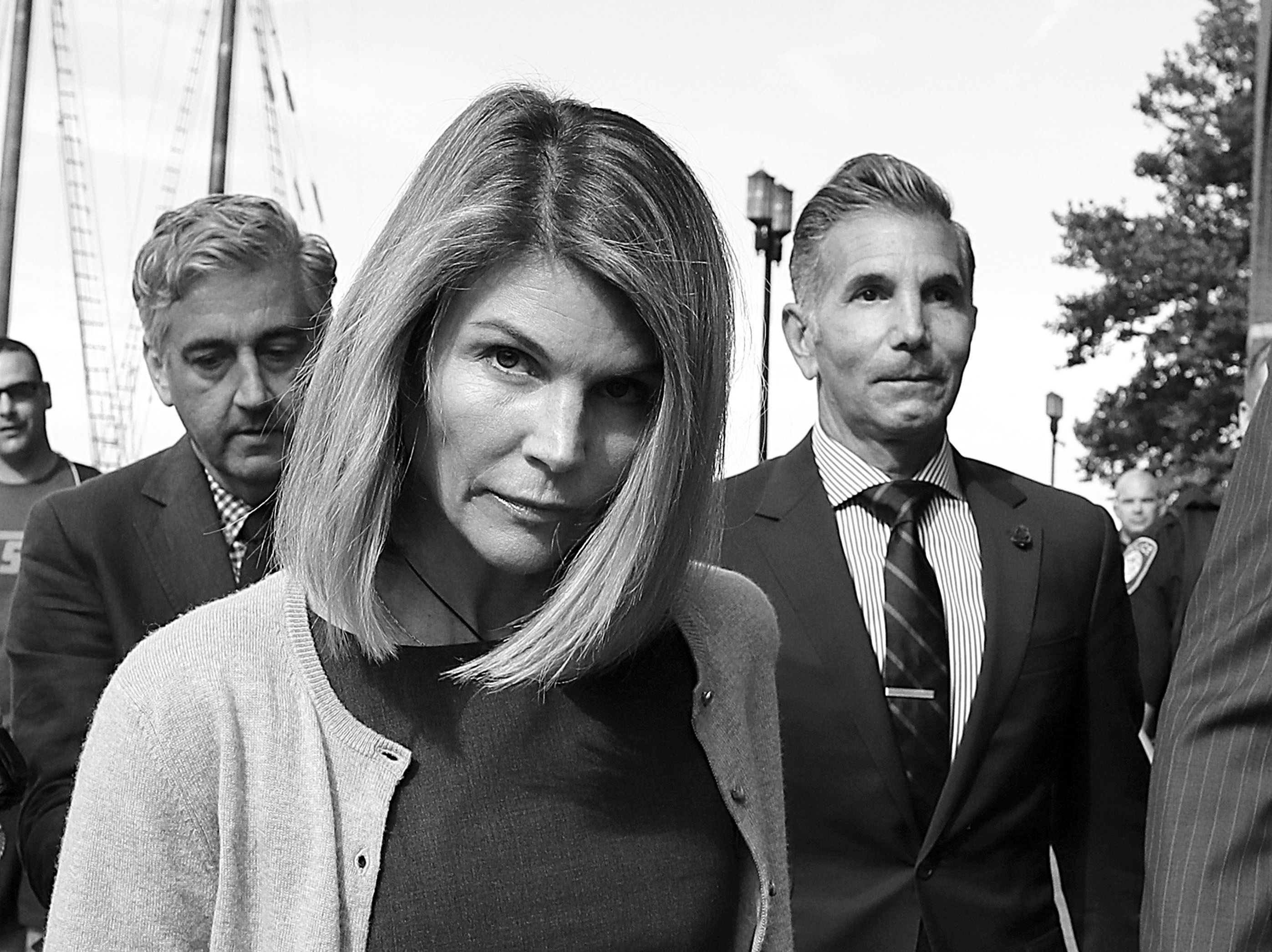 Lori Loughlin Reportedly Almost Pled Guilty After New Charge: 'Her Friends and Family Were Encouraging Her'