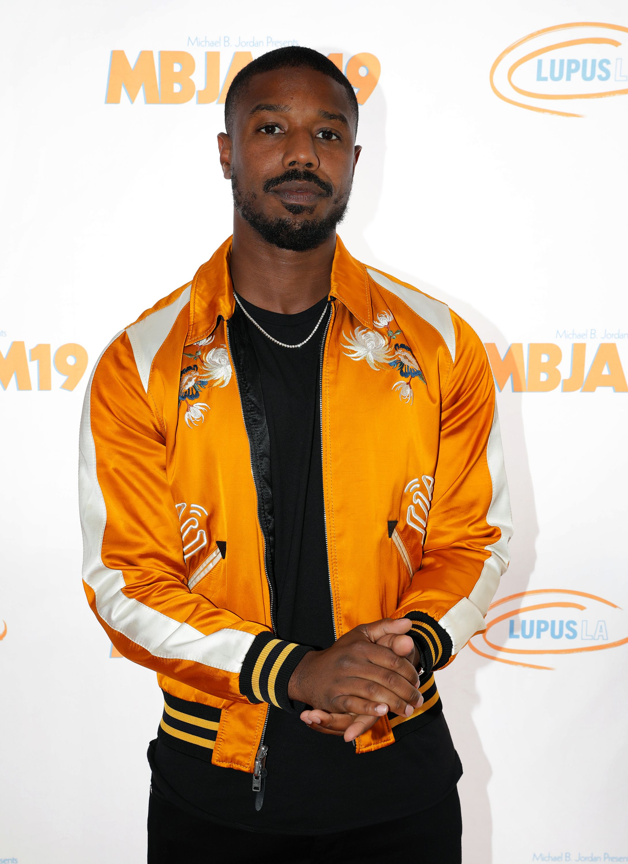 Michael B. Jordan's Jacket Is Perfect For A Long, Hot Summer