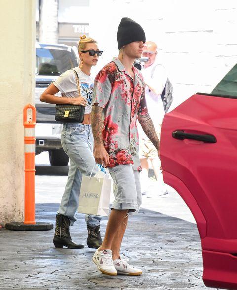 Celebrity Sightings In Los Angeles - August 29, 2019