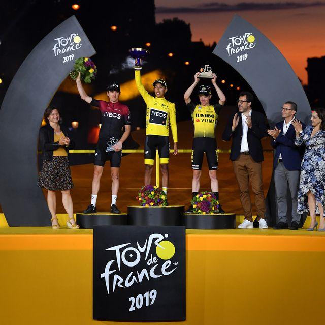 Alle overwinningen van de Tour de France 2019 op een rij
