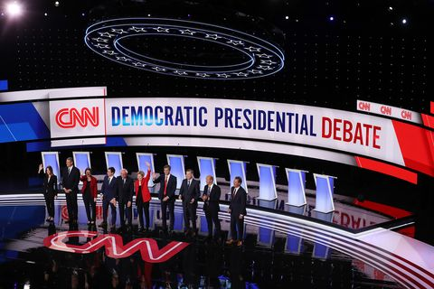 6 Takeaways From the Second Democratic Presidential Debate