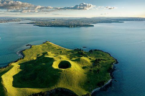 Nature, Natural landscape, Archipelago, Water resources, Island, Sky, Sea, Aerial photography, Coastal and oceanic landforms, Landscape,