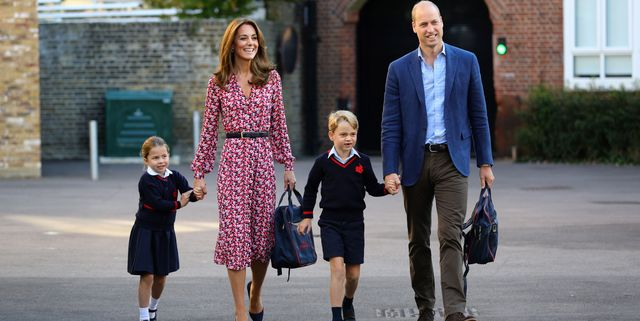 Prince William Shares The Feminist Lesson He's Teaching Prince George And Princess Charlotte