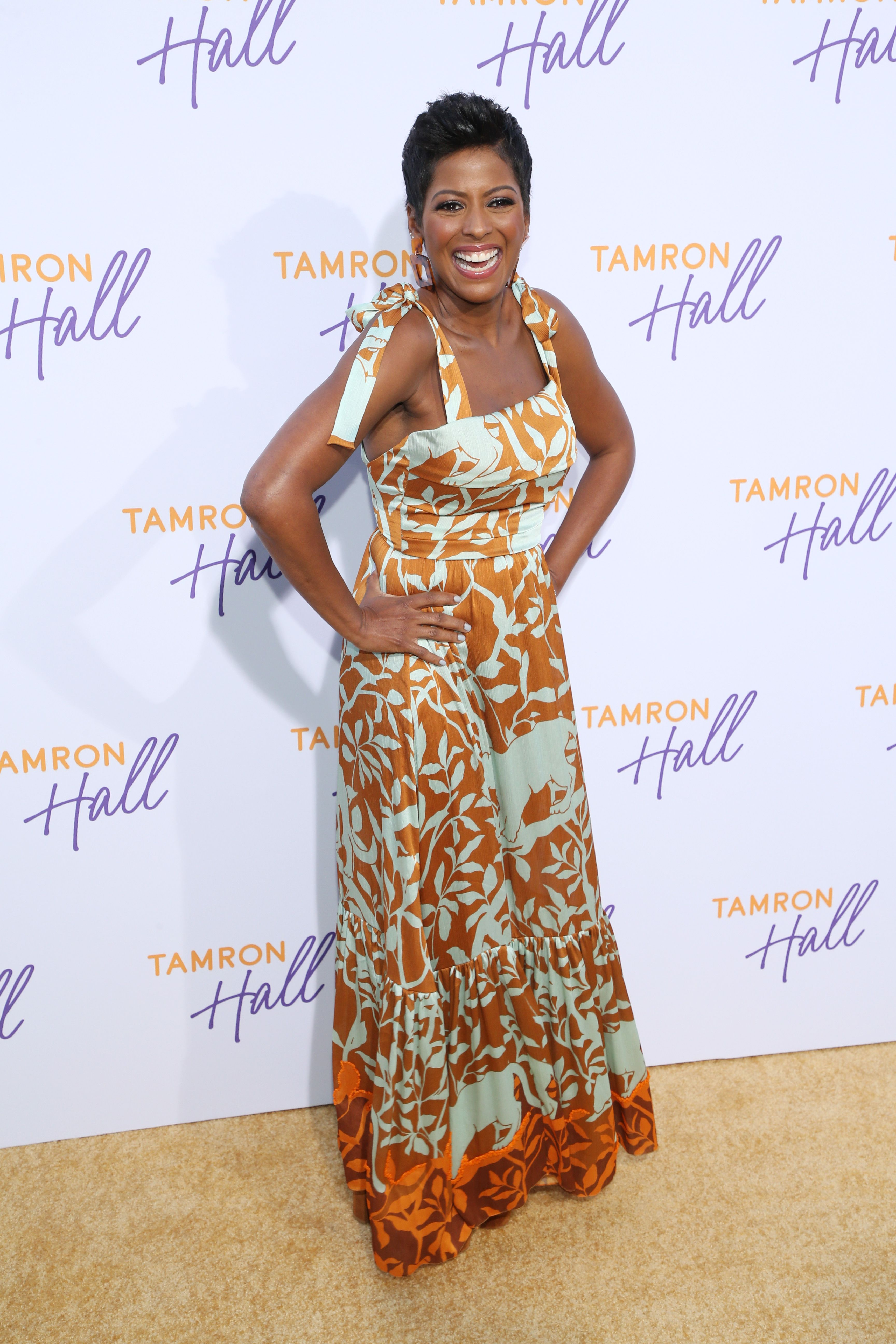 """Tamron Hall Has Called Husband Steven Greener Her """"Deepest, Greatest Love"""""""