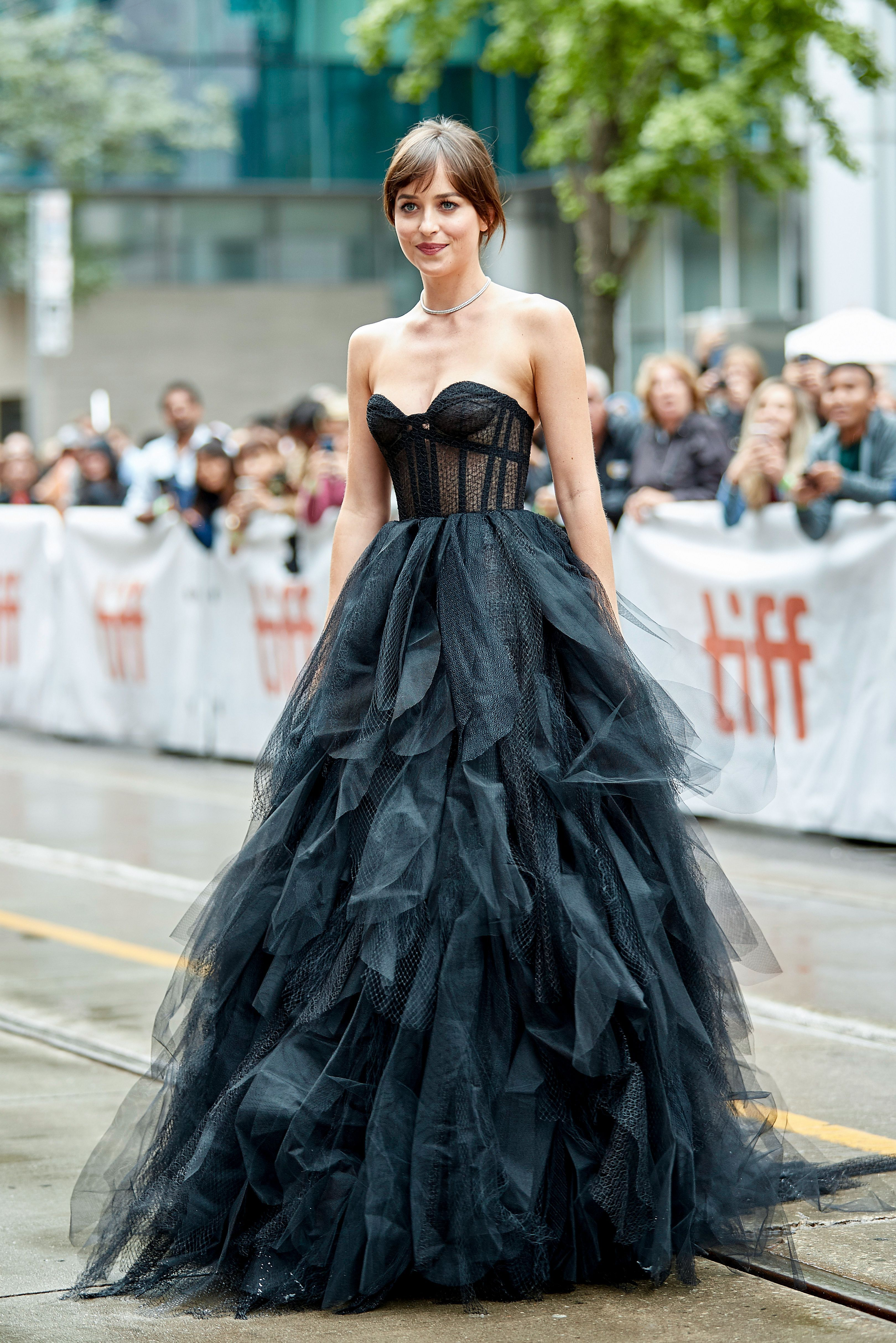 Dakota Johnson S Style File Every One Of Her Red Carpet Outfits