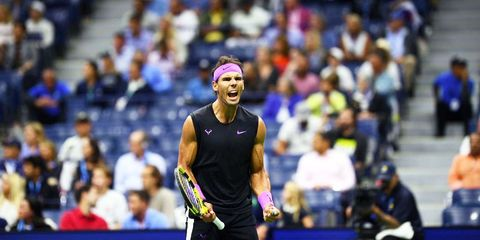 TENNIS-US Open-2019-Day 12