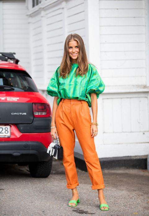 Street Style - Day 1 - Copenhagen Fashion Week Spring/Summer 2020