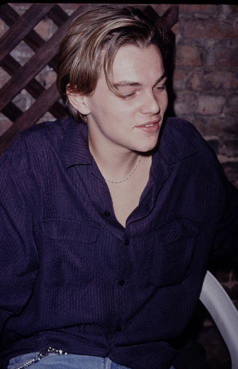 leonardo dicaprio in 1995