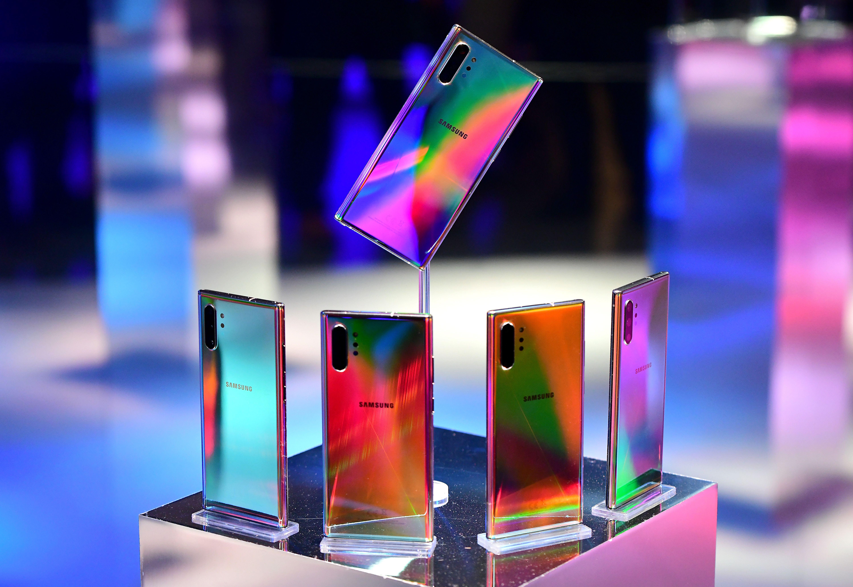 The best Samsung Galaxy Note 10 deals