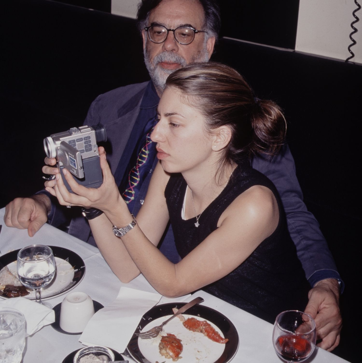 Young Photos of Sofia Coppola